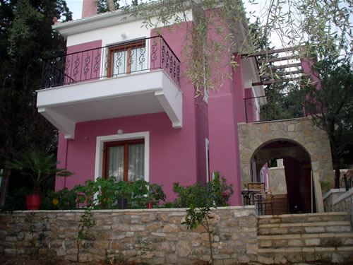 Sivota, Kika rooms, apartments